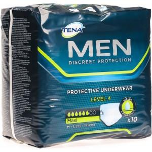 TENA MAN protezione assorbente livello 4