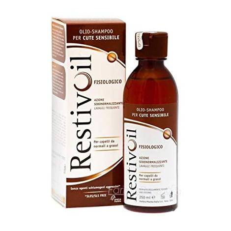 Olio shampoo fisiologico RestivOil