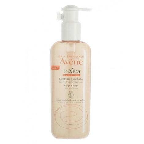 Trixera detergente nutri-fluido viso e corpo