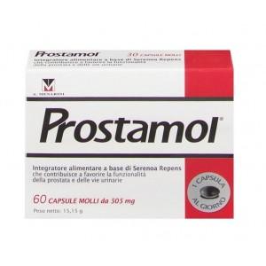 Prostamol 60 capsule molli da 505mg