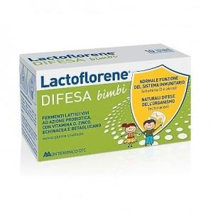 Lactoflorene difesa bimbi