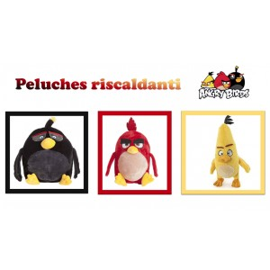 Peluche riscaldabili Angry Birds