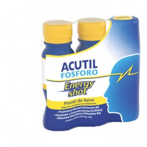 Acutil Fosforo Energy Shot