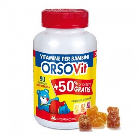 Orsovit  vitamine per bambini