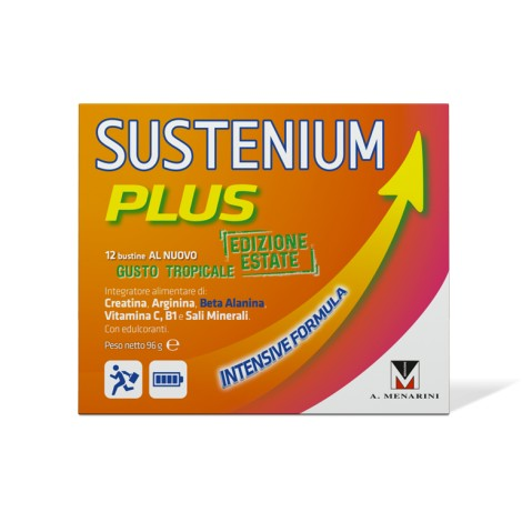 Sustenium Plus Edizione Estate