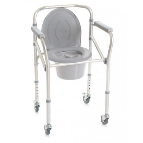 Sedia comoda 4 funzioni in una - smontabile con ruote - RP782
