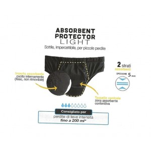 Slipss Absorbent Protector Uomo Light