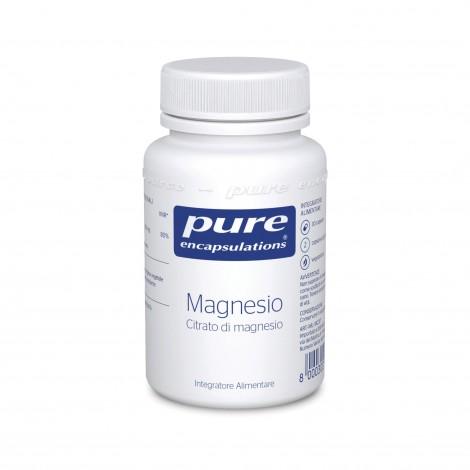 Pure Encapsulations Magnesio (citrato di Magnesio)