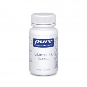 Pure Encapsulations Vitamina D3 1000 U.I.