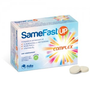 SameFast UP complex compresse orosolubili