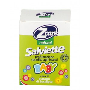 Zcare Natural Salviette Baby