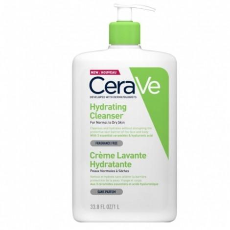 CeraVe Detergente idratante per pelli da normali a secche