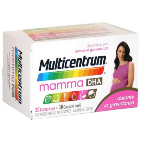 Multicentrum mamma DHA