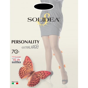 Collant Solidea Personality 70 sheer