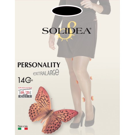 Collant Solidea Personality 140 sheer